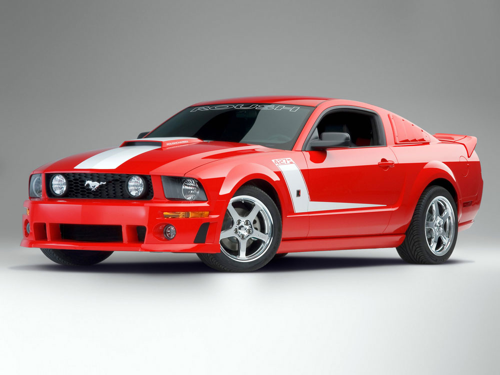 Roush 2009 Production 01