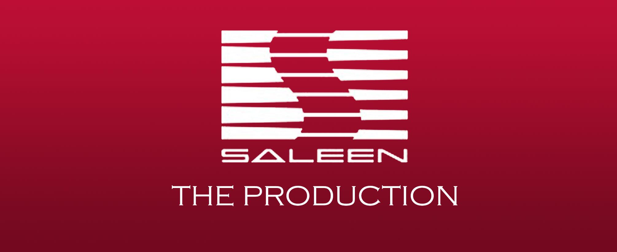 Saleen The Production Mustangmania It